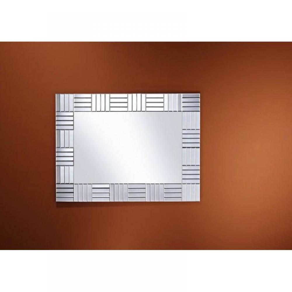 Strummer miroir mural design en verre place du mariage for Miroirs rectangulaires design