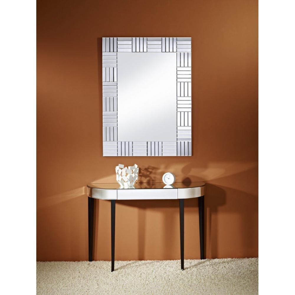 miroirs canap s et convertibles strummer miroir mural design en verre. Black Bedroom Furniture Sets. Home Design Ideas