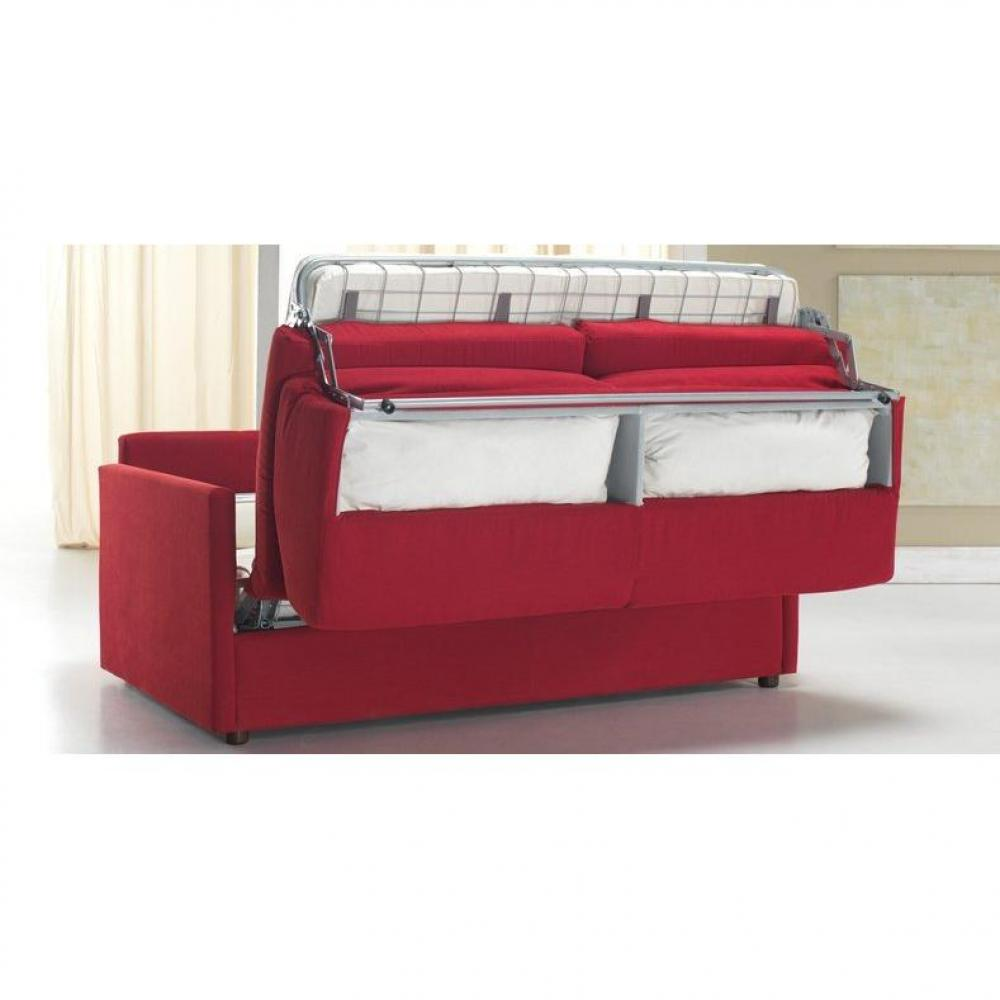 Canape convertible couchage quotidien 140 for Canape convertible lit quotidien