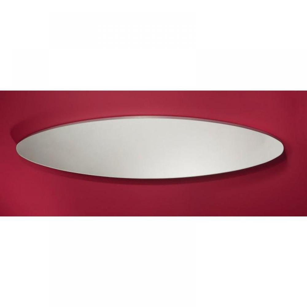 Miroirs meubles et rangements surf miroir mural design - Miroir horizontal mural ...