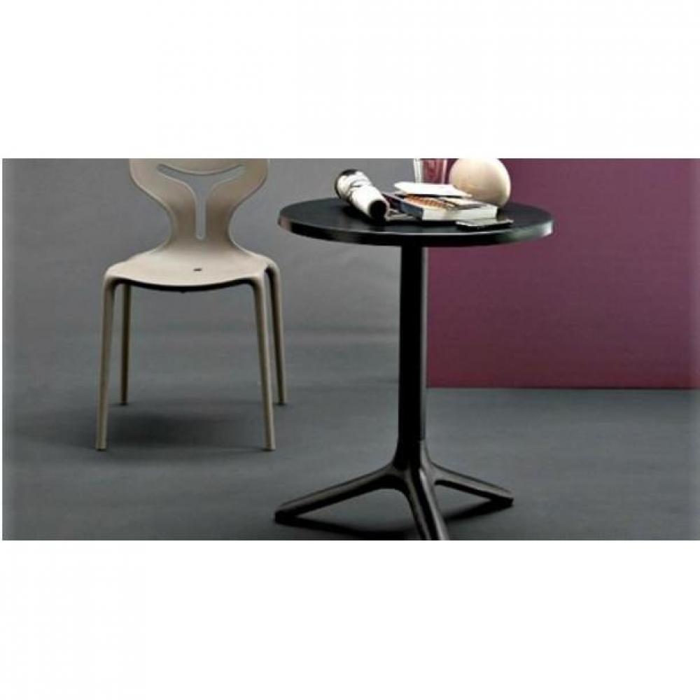 Tables repas tables et chaises calligaris petite table for Table exterieur 60x60