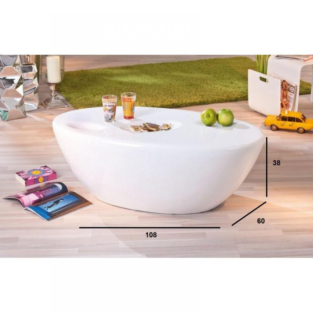 Table basse blanche pas chere maison design - Table console pas chere ...
