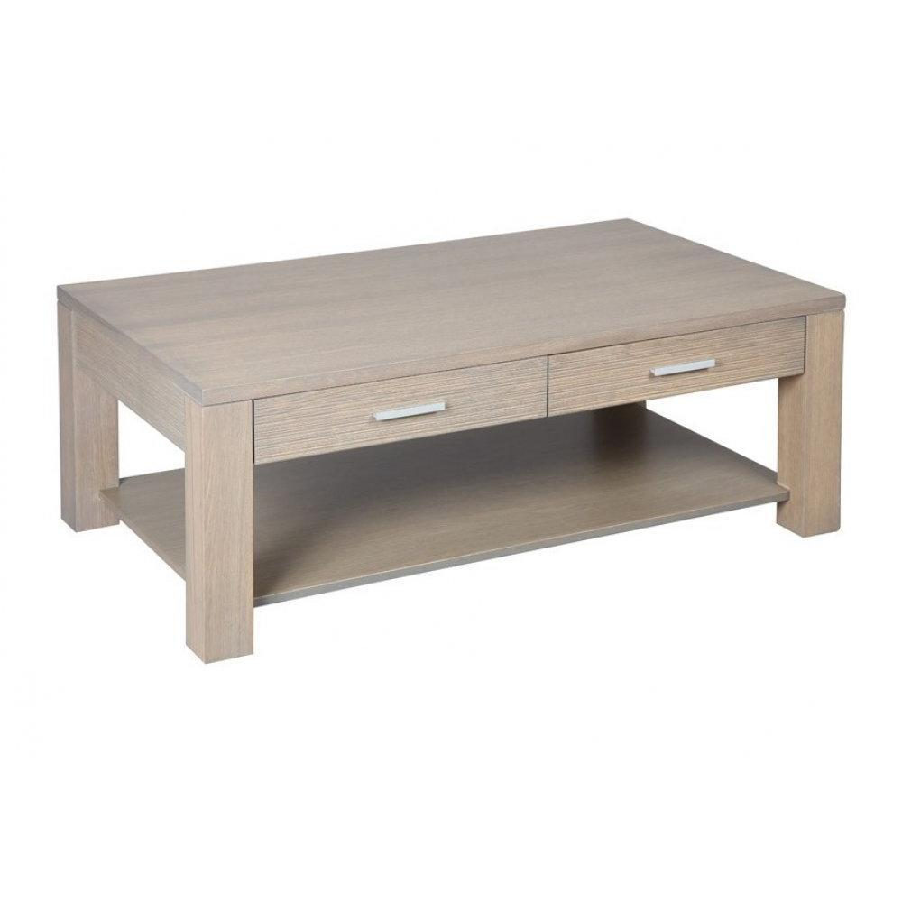 Tables basses tables et chaises table basse hans en for Table basse ceruse gris