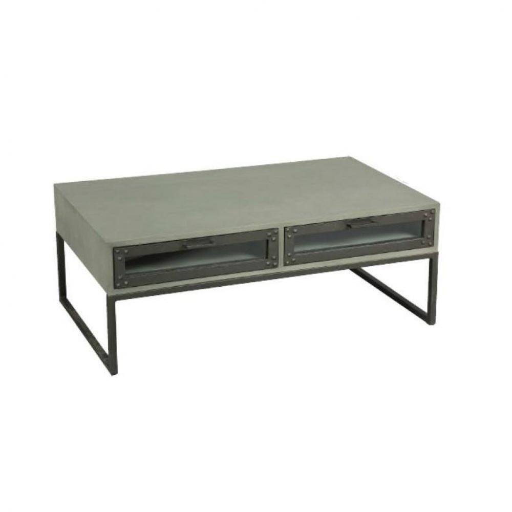table basse ceruse gris. Black Bedroom Furniture Sets. Home Design Ideas