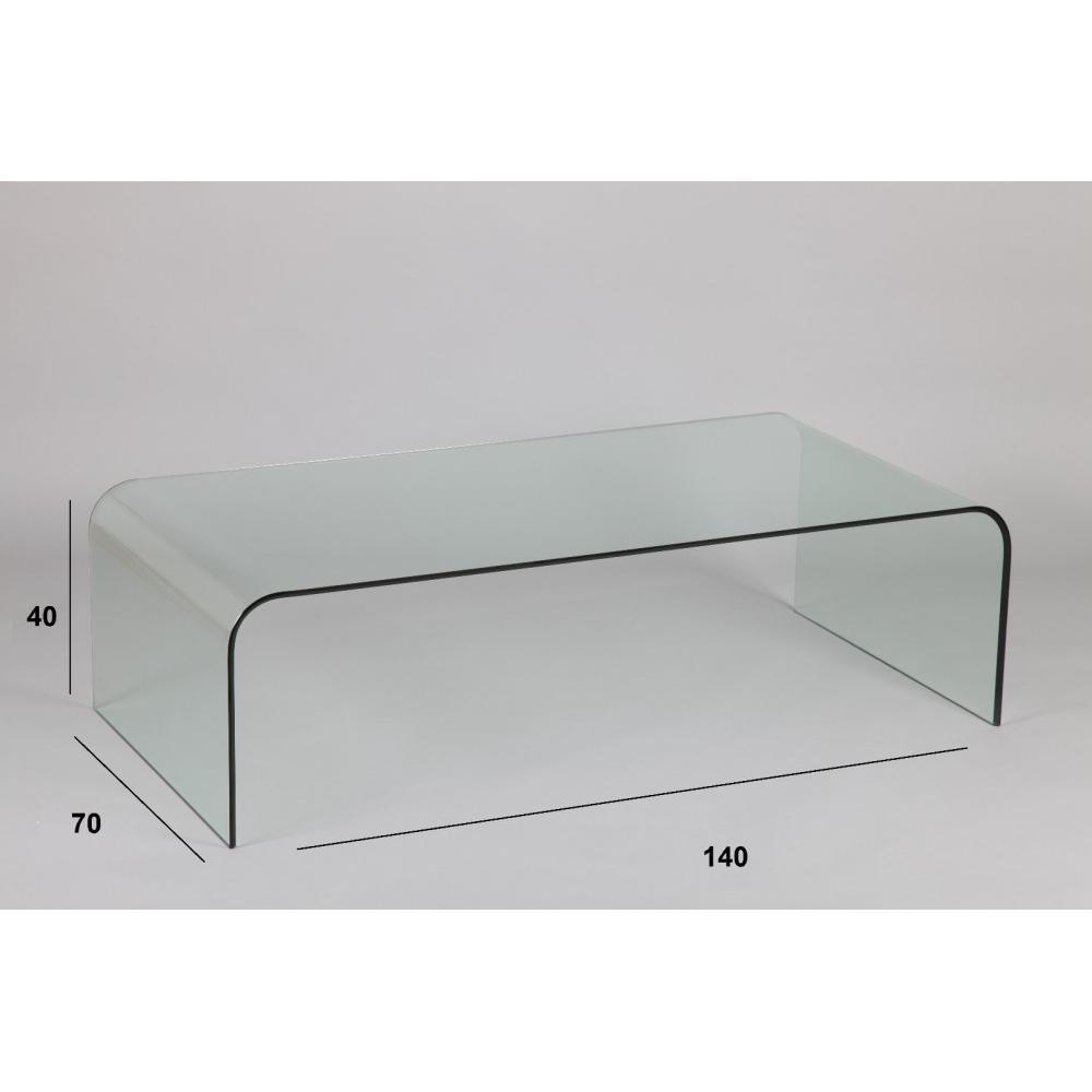 Tables basses tables et chaises table basse jade en for Table basse tout en verre