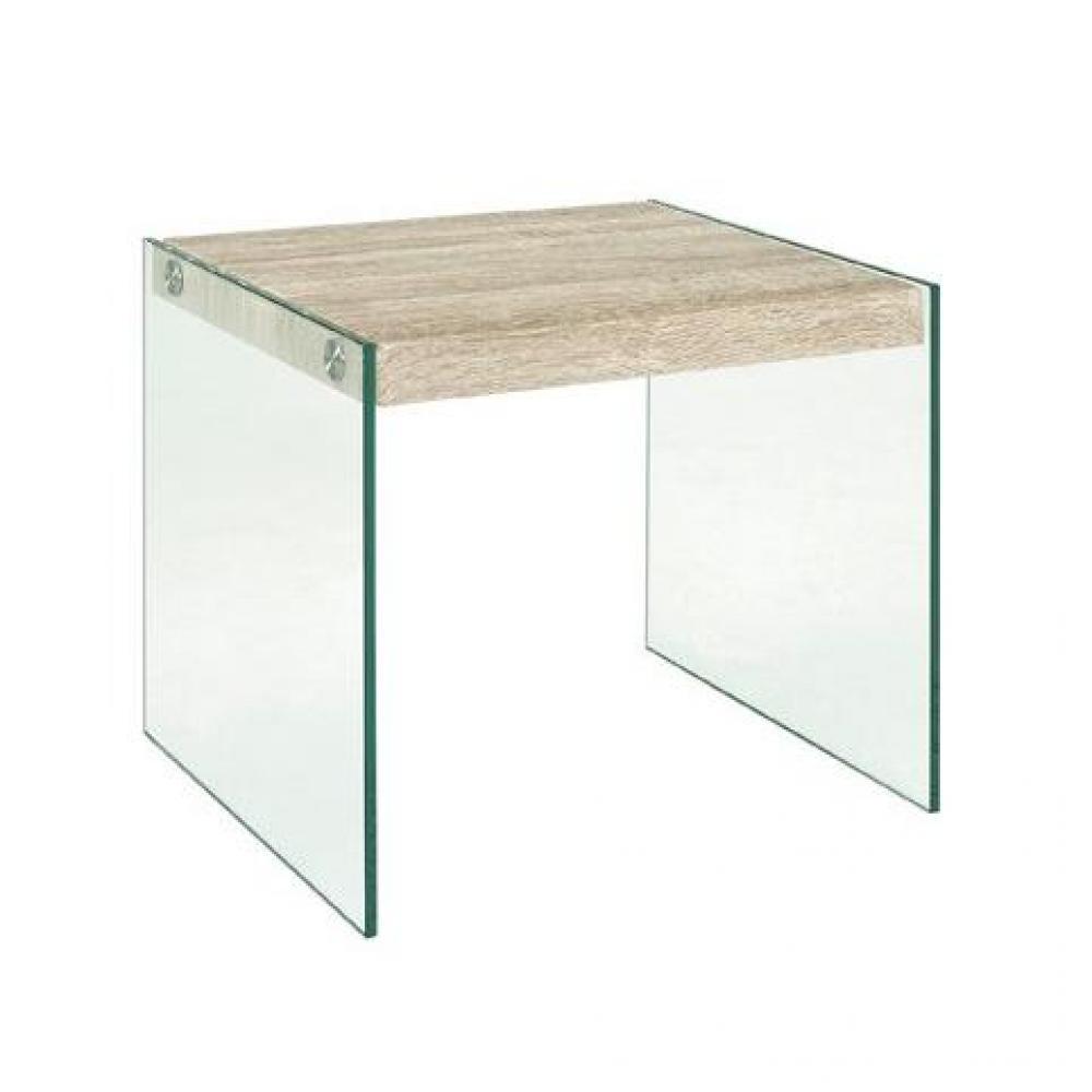 Tables basses tables et chaises table basse nina en for Table basse en chene clair