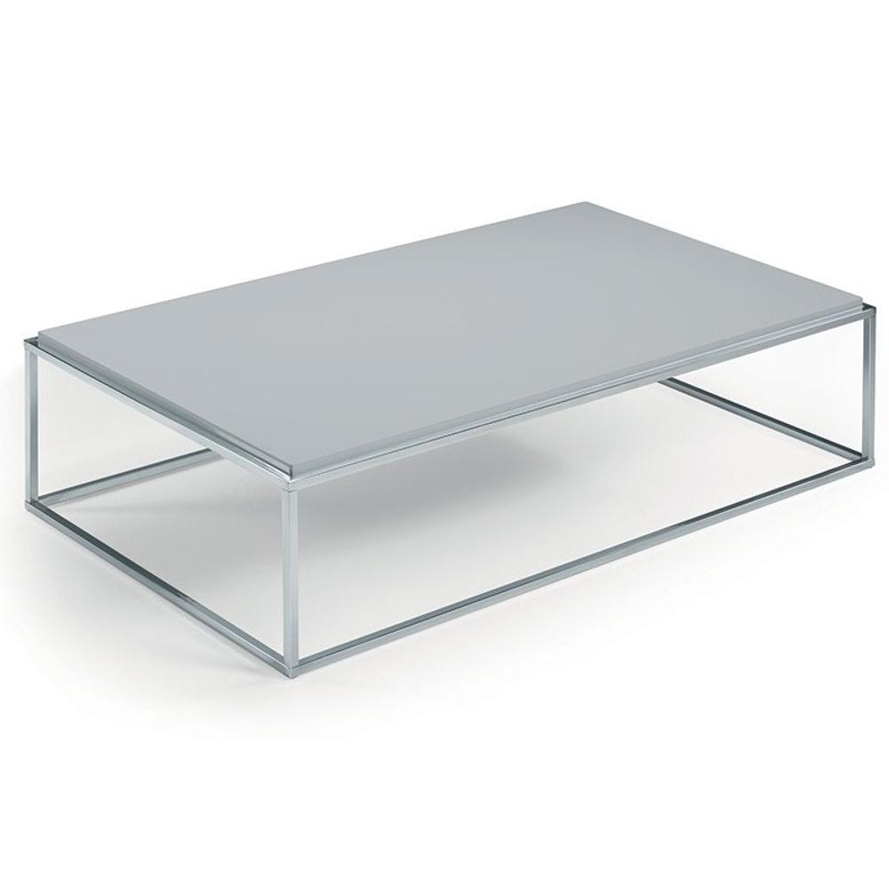 Tables basses tables et chaises table basse mimi - Table basse grise design ...