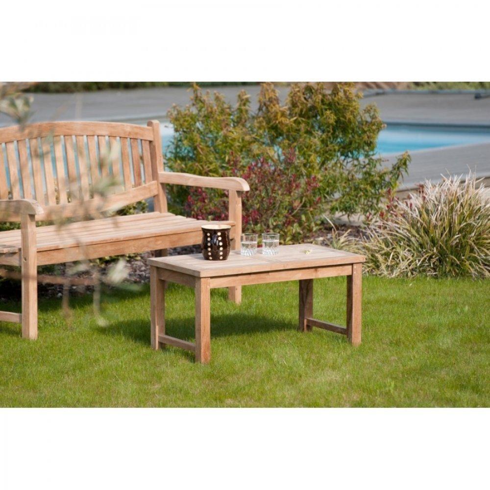 Tables basses de jardin tables et chaises table basse de - Chaise basse de jardin ...