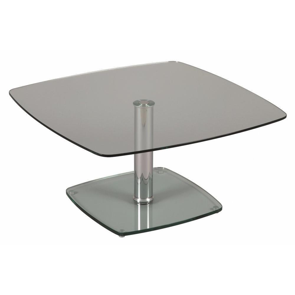 Tables Relevables Tables Et Chaises Table Basse Relevable Molly En Verre Inside75