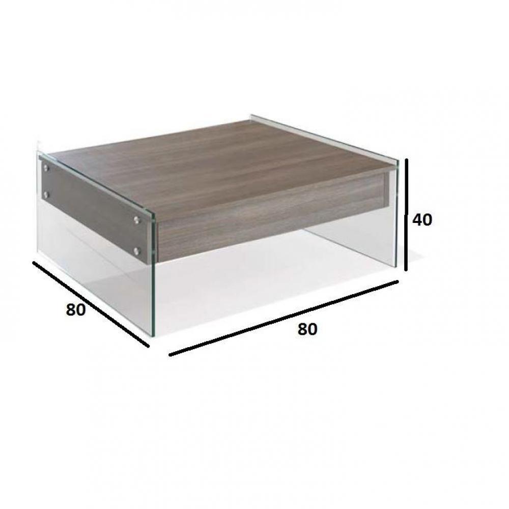 tables relevables tables et chaises table basse relevable bella coloris orme pi tement en. Black Bedroom Furniture Sets. Home Design Ideas