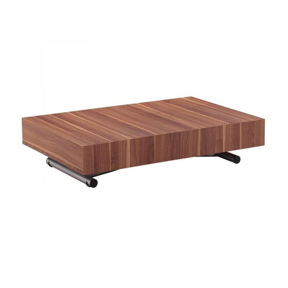 tables relevables meubles et rangements table relevable extensible itaca noyer 12 couverts. Black Bedroom Furniture Sets. Home Design Ideas
