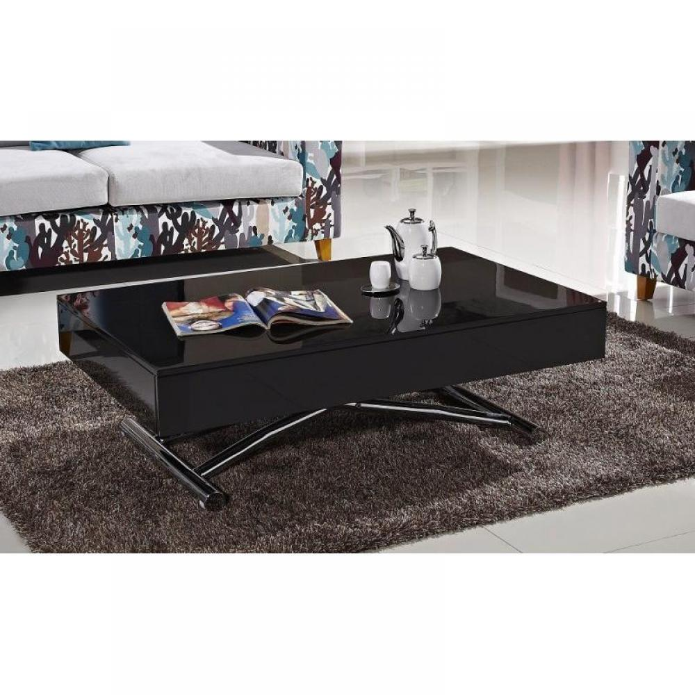 table basse relevable extensible design. Black Bedroom Furniture Sets. Home Design Ideas