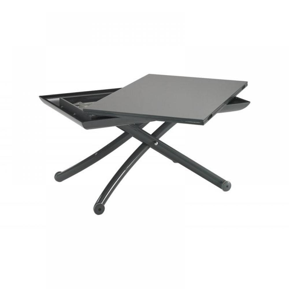 Tables relevables tables et chaises table basse class for Table basse relevable extensible but