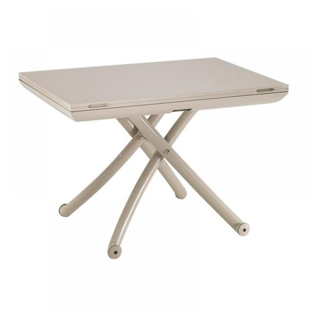 Table relevable de jardin for Table basse relevable extensible but