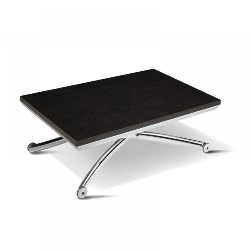 Tables relevables tables et chaises table basse class for Table basse relevable wenge