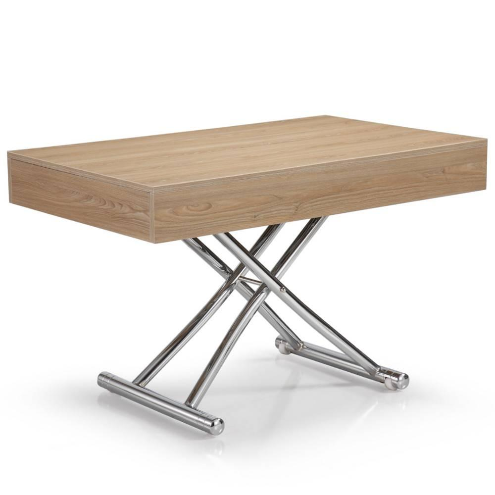 Rapido convertibles canap s syst me rapido table basse for Table extensible chene clair