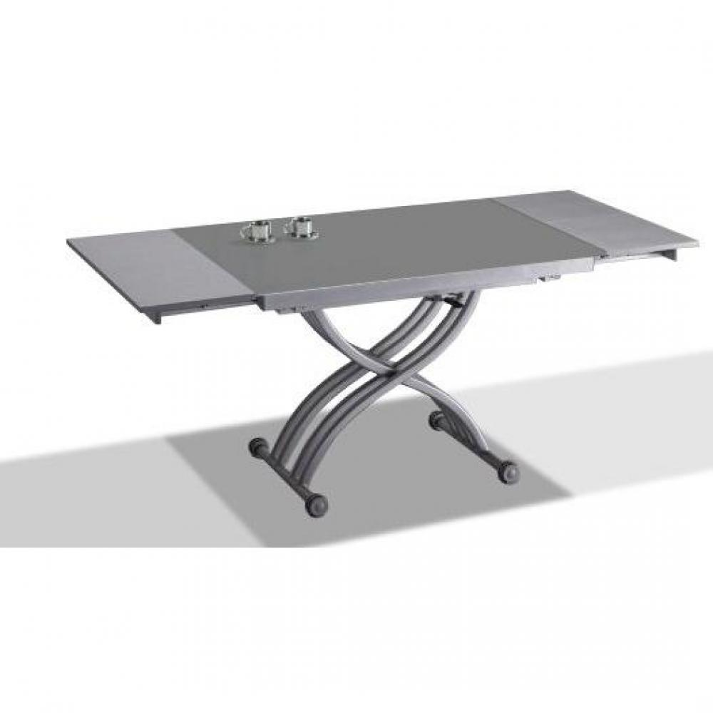 Tables relevables tables et chaises table basse form for Table basse plateau relevable fly