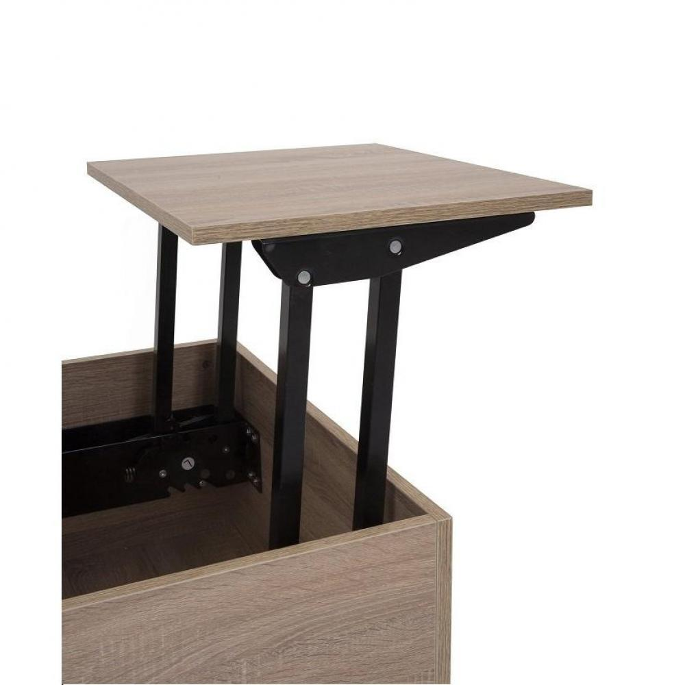 Table relevable extensible but table basse relevable cube for Table basse relevable extensible but