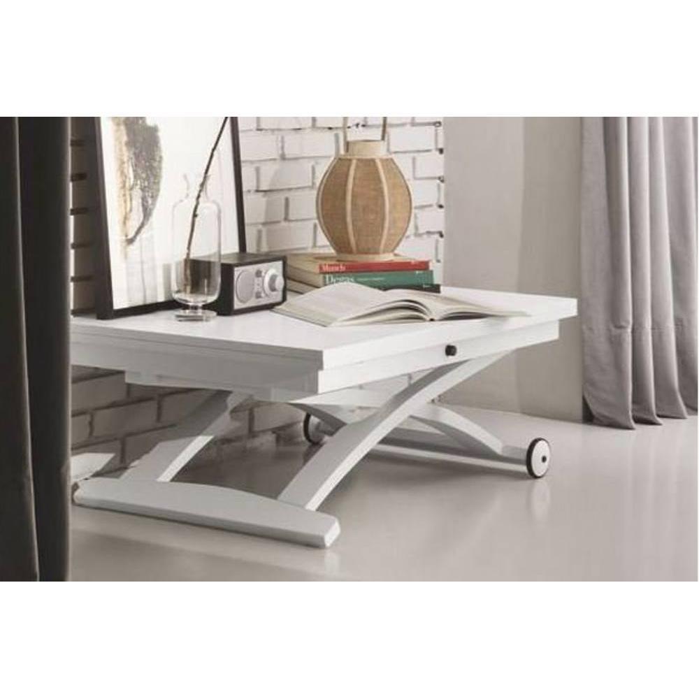 table basse relevable extensible italienne mascotte de. Black Bedroom Furniture Sets. Home Design Ideas