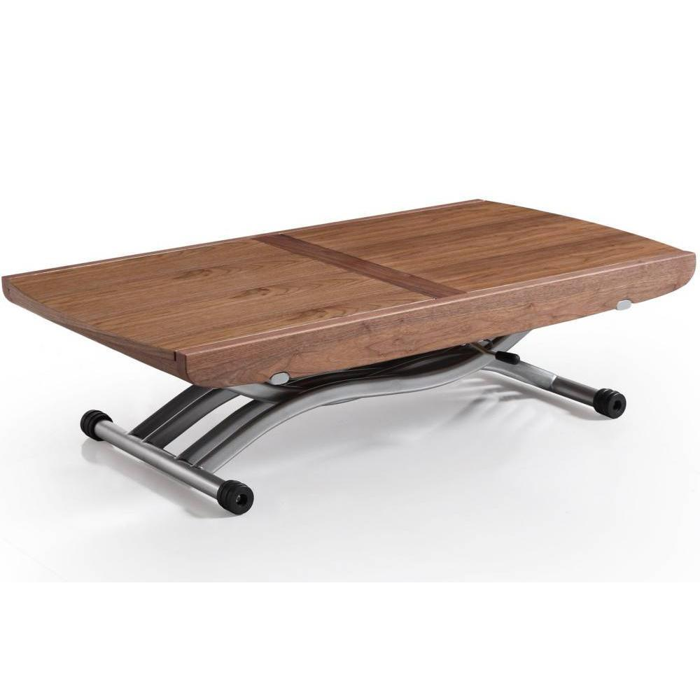 Tables basses tables et chaises table relevable lift - Mesa extensible y elevable ...