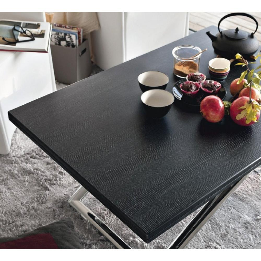 Tables relevables tables et chaises calligaris table - Table basse relevable extensible ikea ...