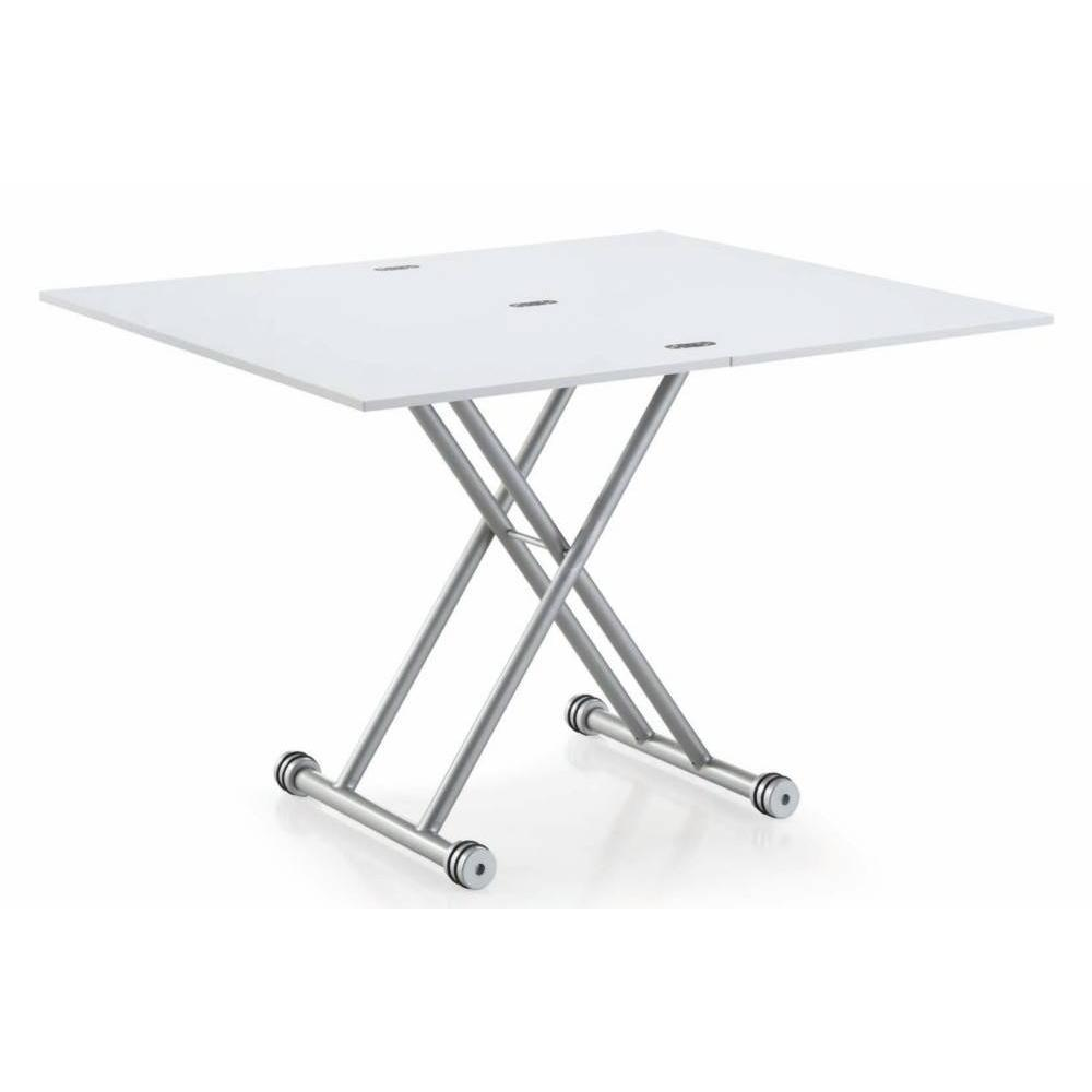 Table basse convertible fly for Fly table basse relevable