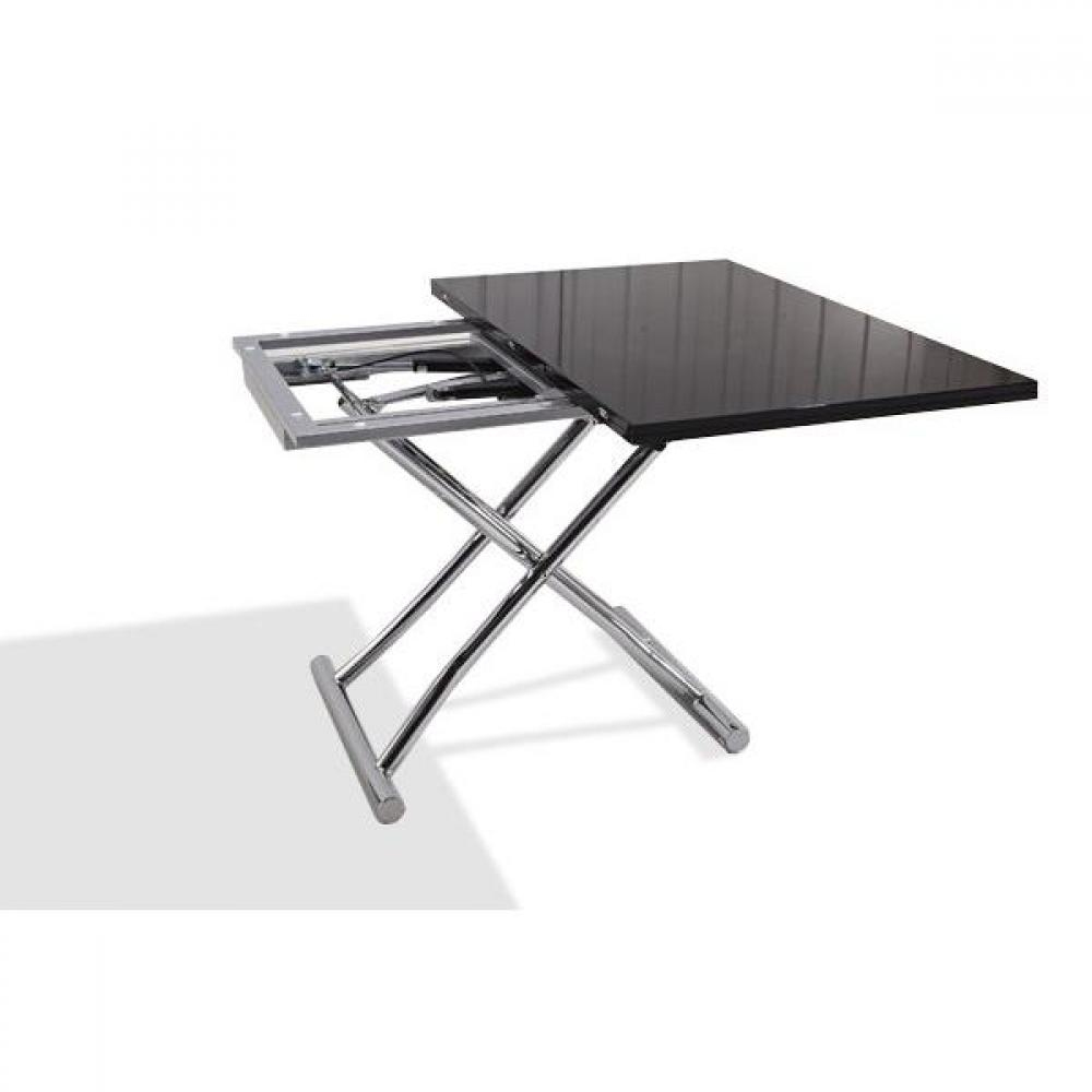 Table basse relevable extensible pas cher - Table basse modulable conforama ...