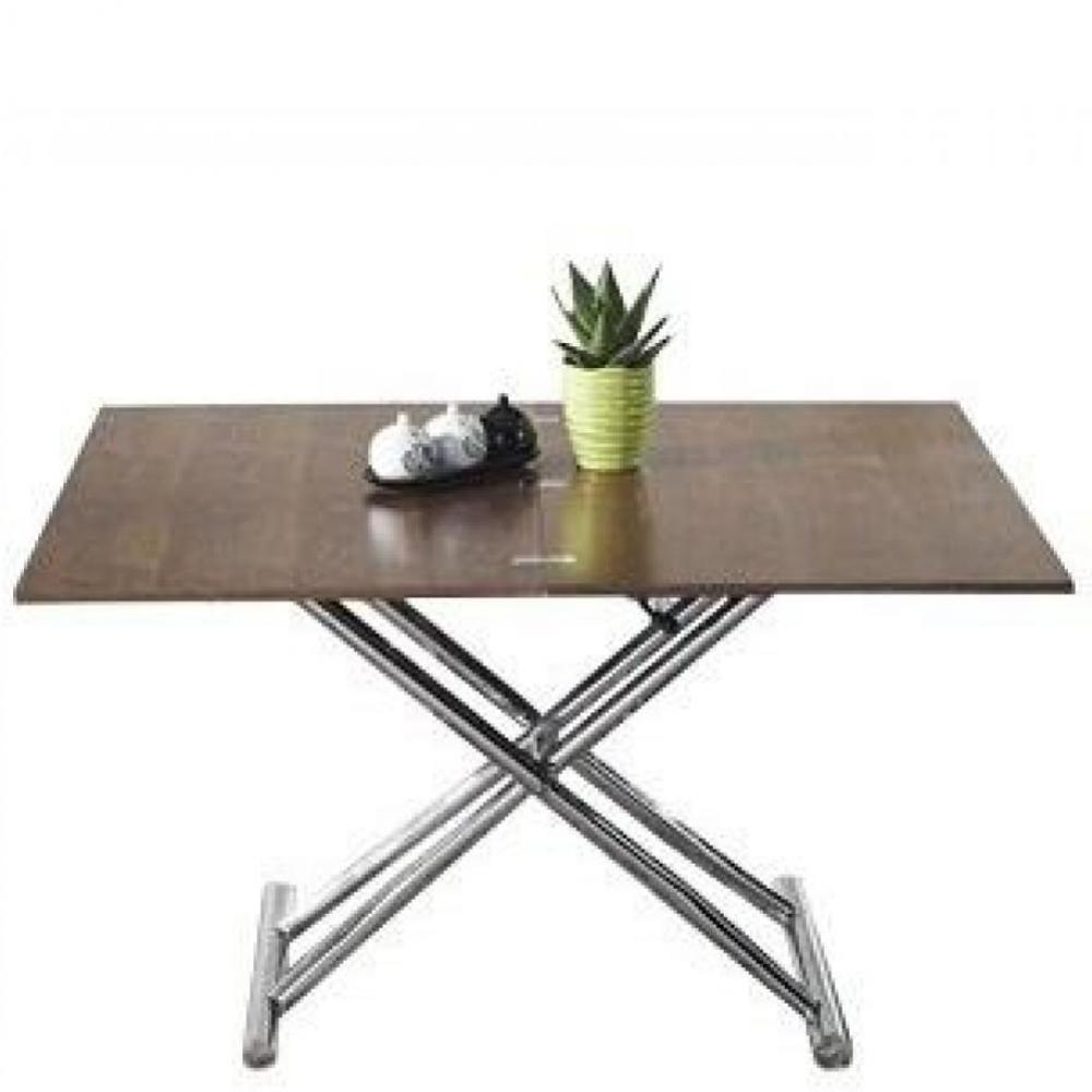 Tables relevables tables et chaises table basse high and - Petite table extensible ...