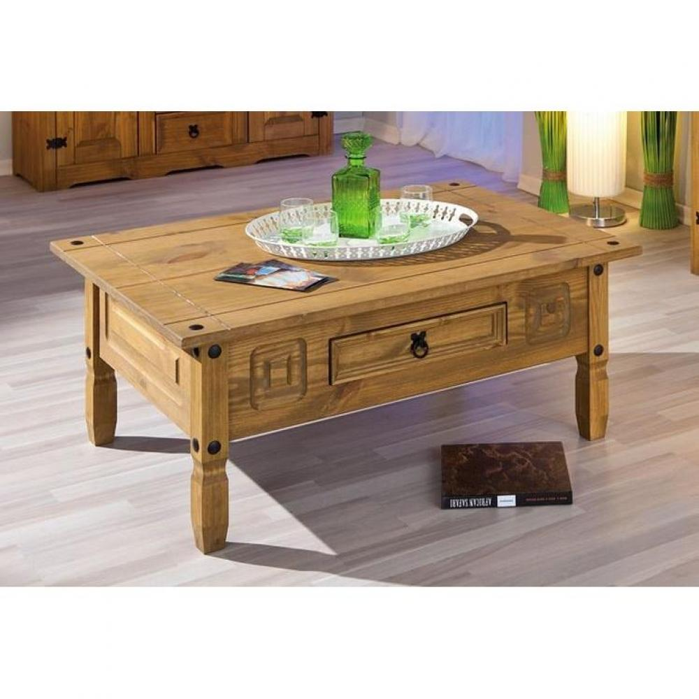 table basse en bois rustique. Black Bedroom Furniture Sets. Home Design Ideas