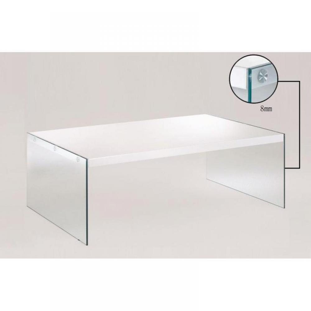 Tables basses tables et chaises table basse oceane en verre for Table basse verre but