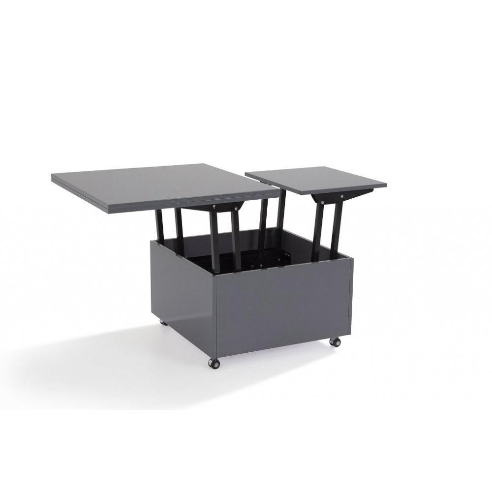 Table basse extensible relevable ikea maison design for Grande table extensible