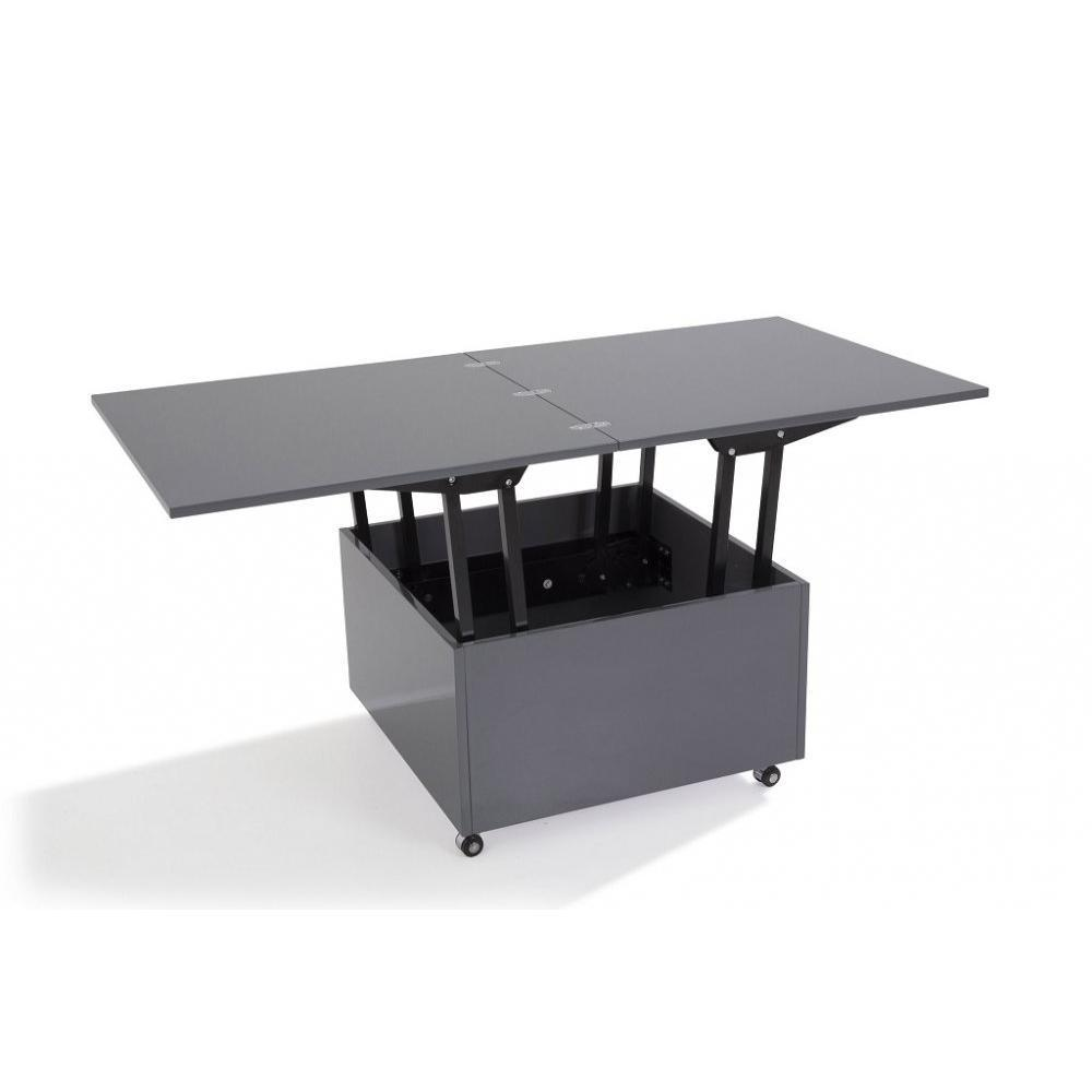 Table basse extensible maison design - Tables relevables extensibles ...