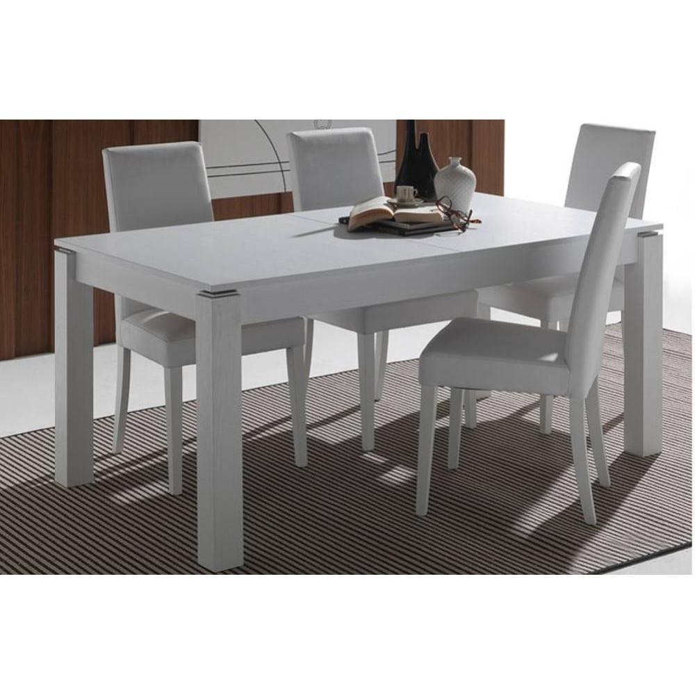 Tables extensibles tables et chaises table repas for Table extensible design