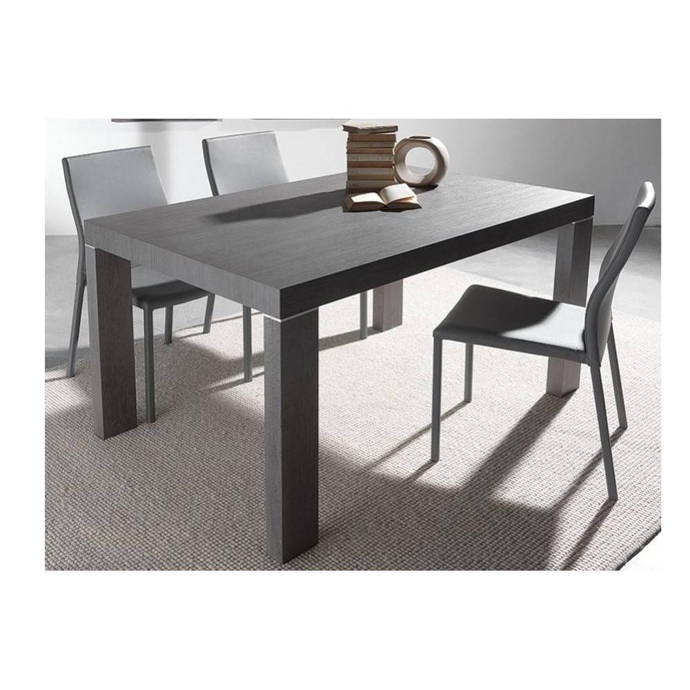tables extensibles tables et chaises table repas extensible wind design weng 120 cm inside75. Black Bedroom Furniture Sets. Home Design Ideas