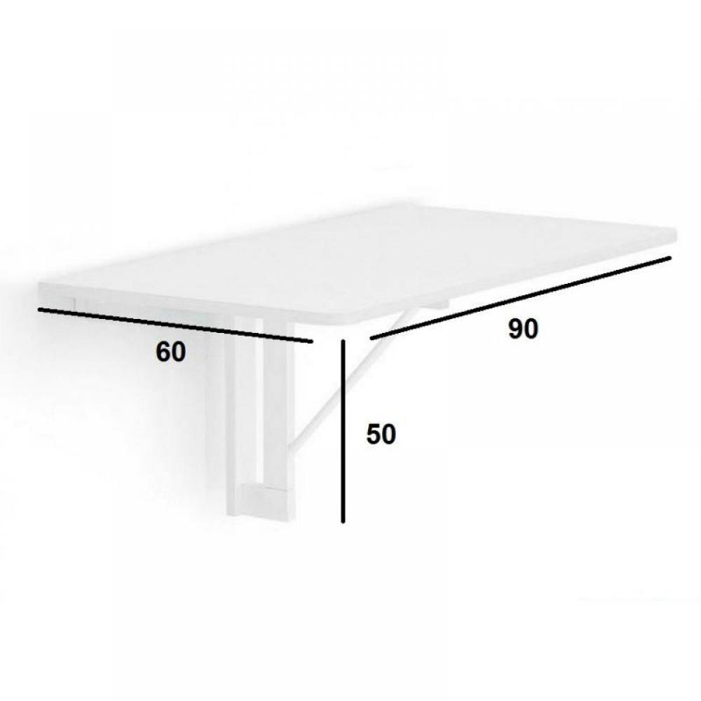 tables pliantes tables et chaises calligaris table pliante quadro blanche inside75. Black Bedroom Furniture Sets. Home Design Ideas