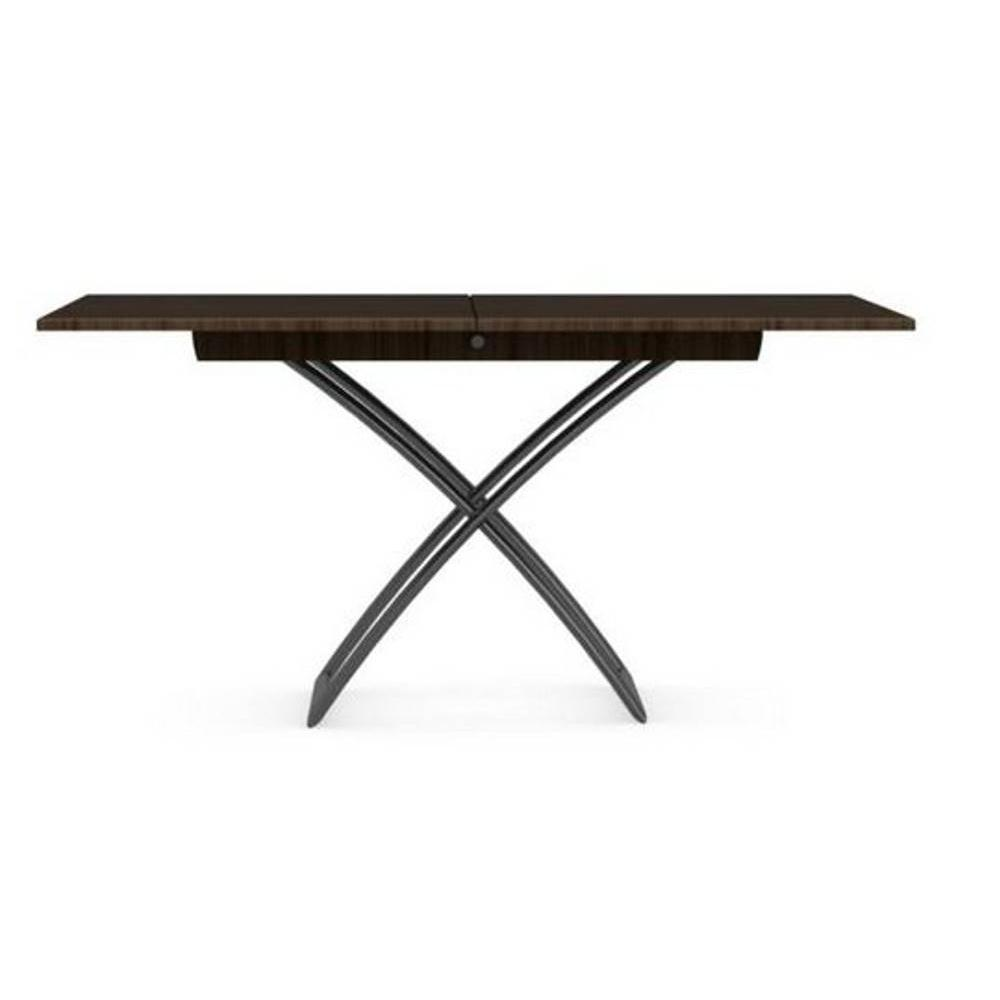 Avec Quoi Faire Une Table Basse ~   CALLIGARIS Table Basse Relevable Extensible Italienne MAGIC J Smoke