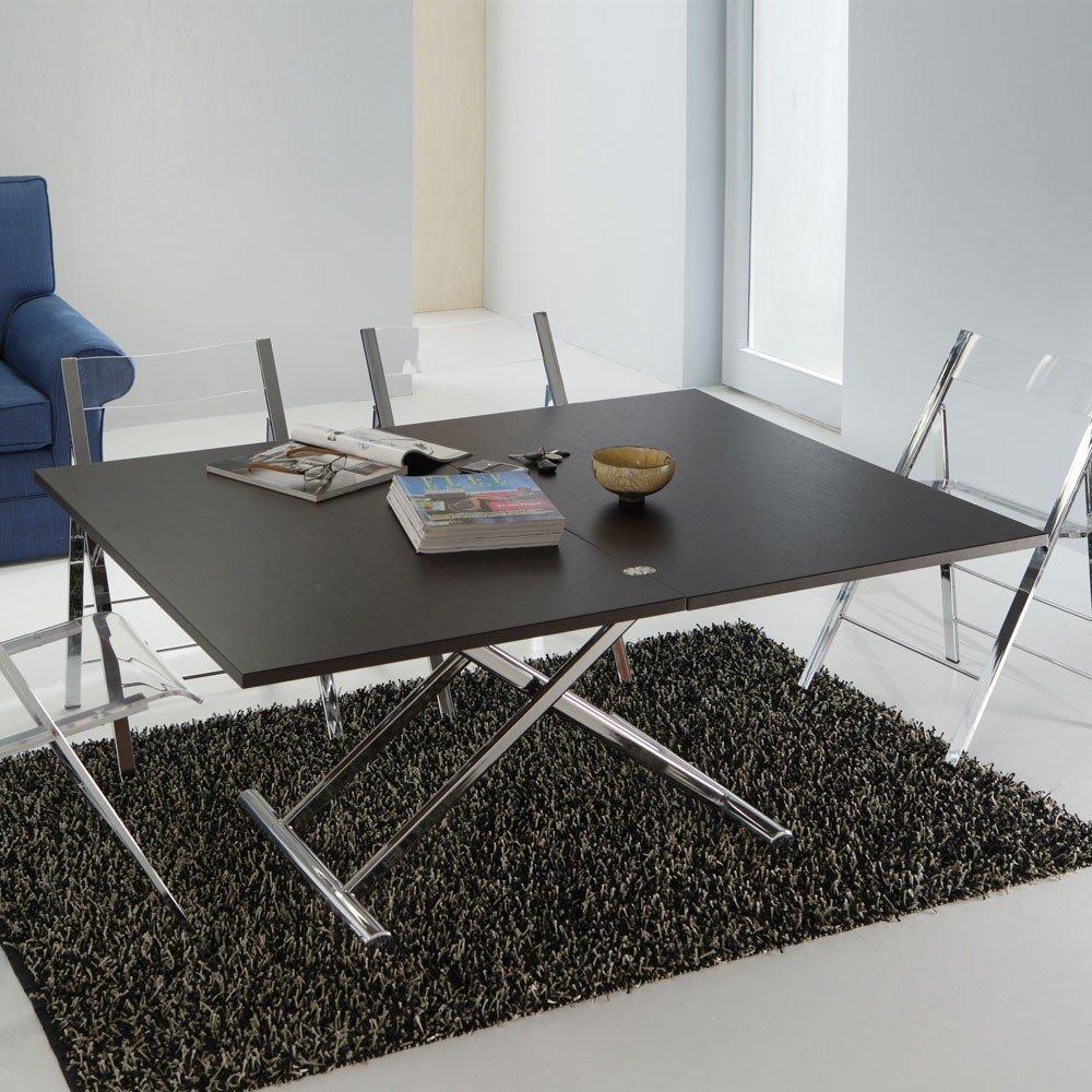 Tables relevables, tables et chaises, Table basse relevable extensible LIFT W -> Table Basse Relevable Woods
