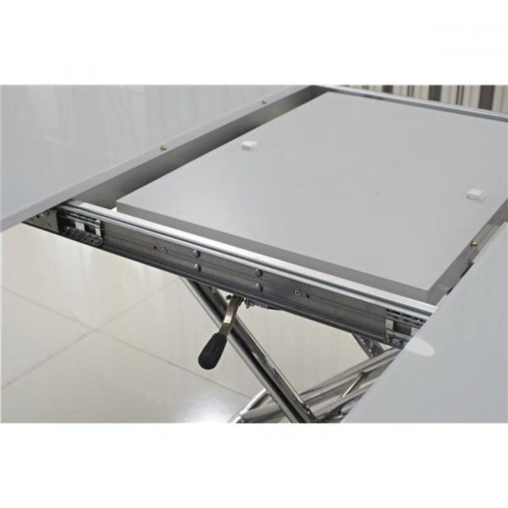 Tables relevables tables et chaises table basse ronde - Table ronde grise ...