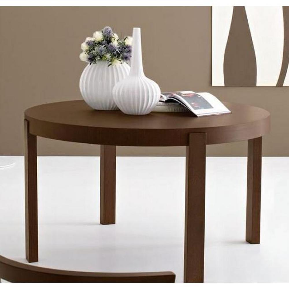 Tables repas tables et chaises calligaris table repas - Table ronde en bois extensible ...