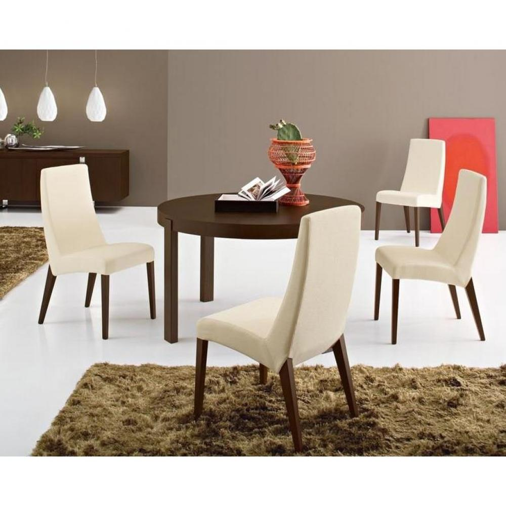 Tables repas tables et chaises calligaris table repas for Table repas ronde extensible