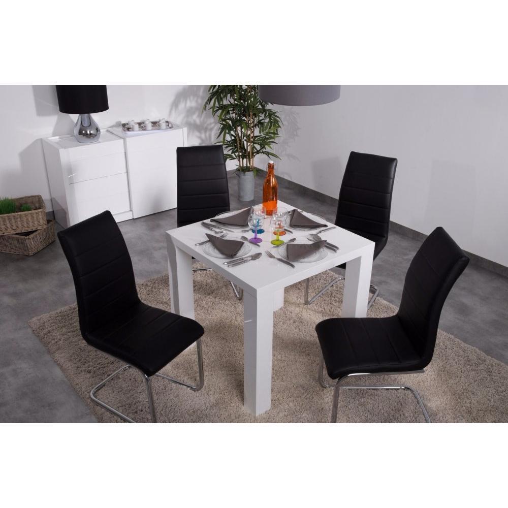 Tables Repas Tables Et Chaises Table Repas Carr E Ashlow Blanc Inside75
