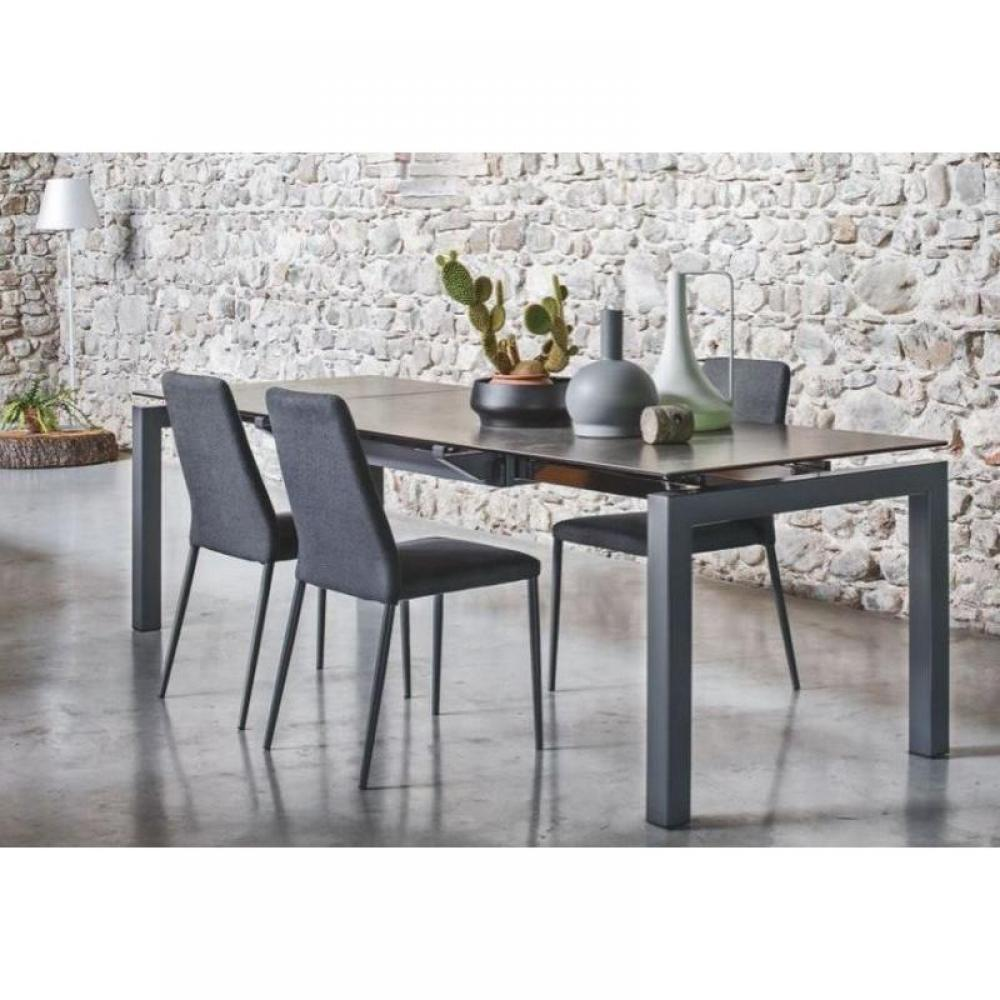 tables repas tables et chaises calligaris table repas extensible airport 130x90 plateau. Black Bedroom Furniture Sets. Home Design Ideas