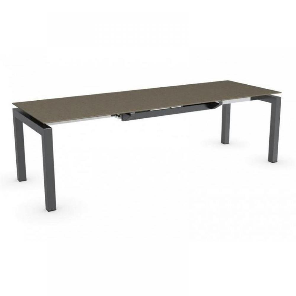 Tables repas tables et chaises calligaris table repas - Table plateau ceramique extensible ...