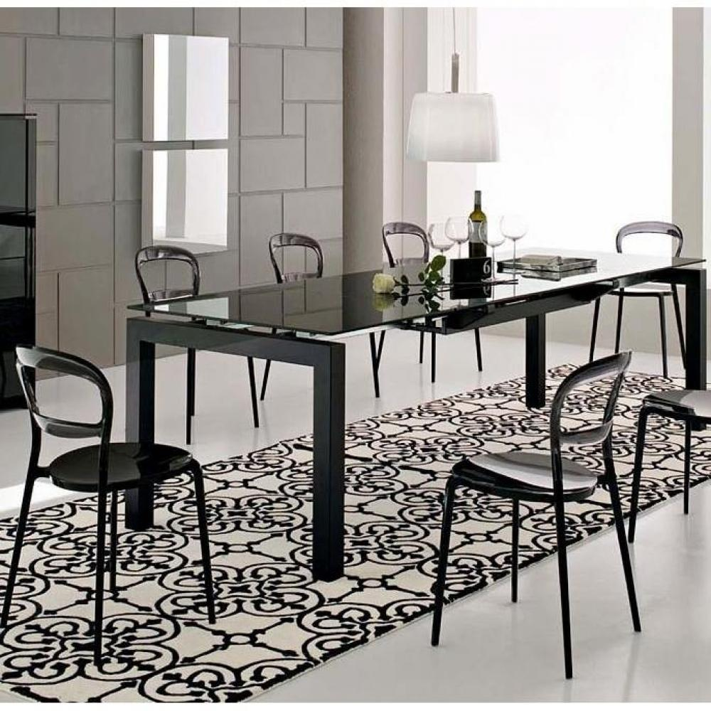 tables extensibles tables et chaises calligaris table. Black Bedroom Furniture Sets. Home Design Ideas