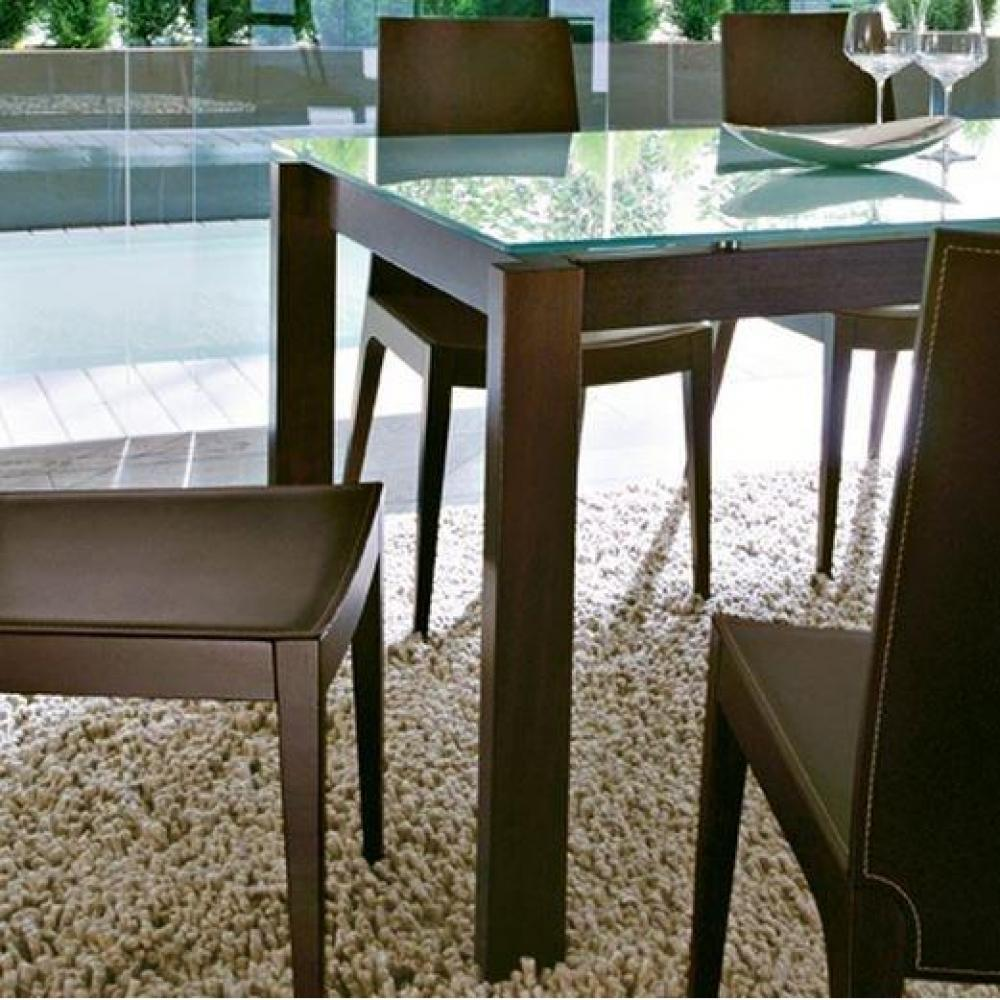 Tables tables et chaises calligaris table repas for Calligaris baron table