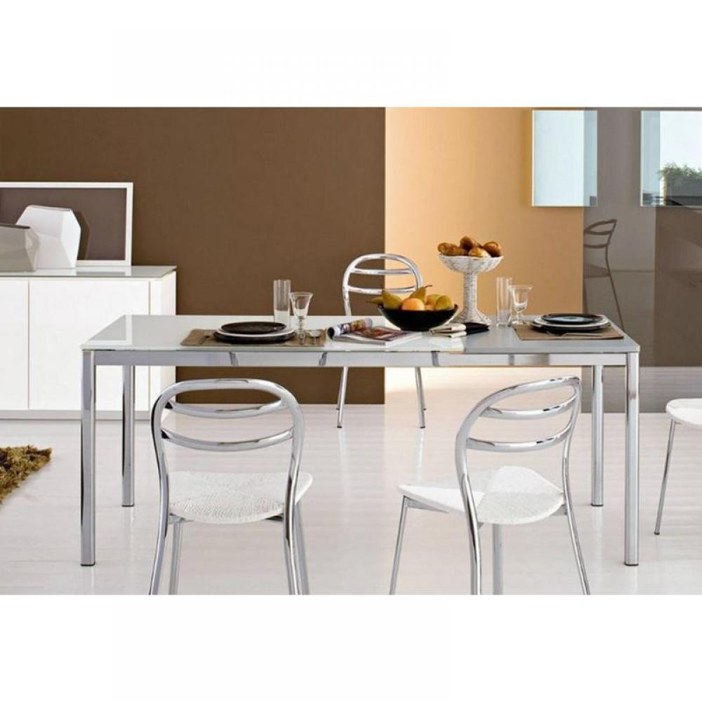 Tables repas tables et chaises table repas extensible for Calligaris performance