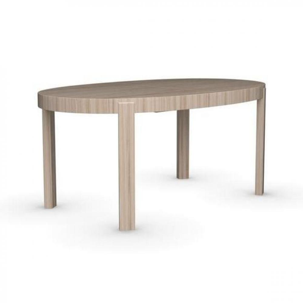 Tables repas tables et chaises calligaris table repas for Table ovale extensible bois