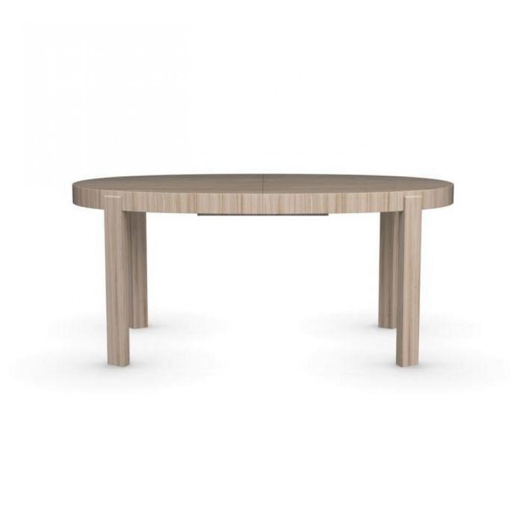 tables repas tables et chaises calligaris table repas extensible ovale atelier 170x100 en bois. Black Bedroom Furniture Sets. Home Design Ideas