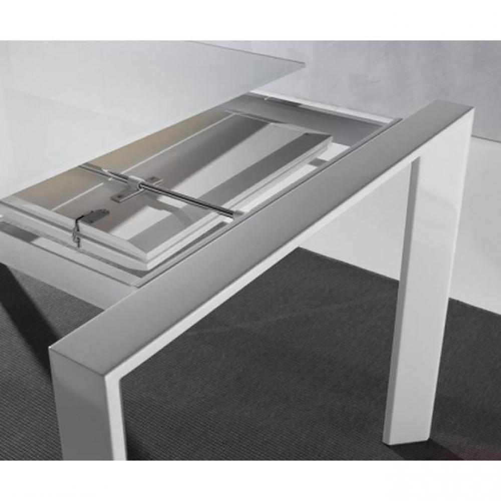 Tables repas tables et chaises table repas extensible for Table 90 extensible