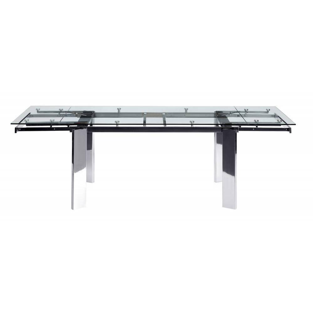 Tables extensibles tables et chaises table repas design - Table de repas design extensible ...
